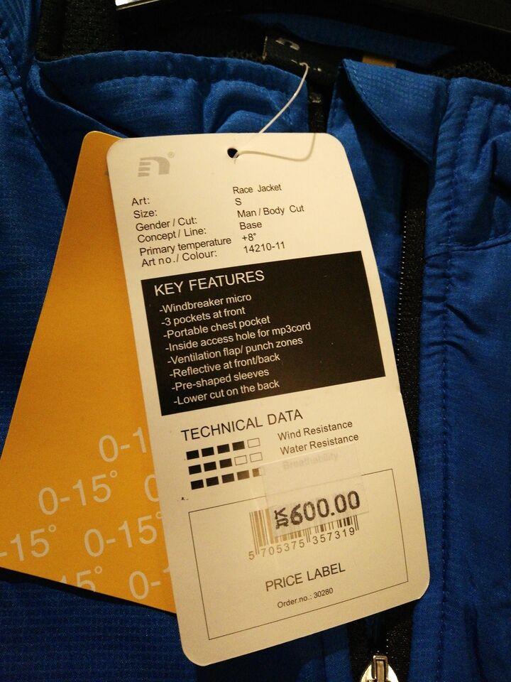 Løbetøj, Race Jacket, Newline