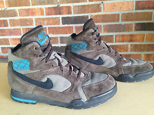 Vintage-Nike-Force-Basketball-Sneakers-940204-Women-s-size-9-G35-5
