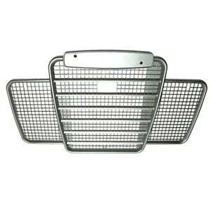 NEW PLASTIC FRONT GRILLE 346346 LAND ROVER SERIES 3 FRONT RADIATOR GRILLE