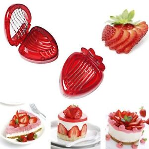 Simply-Magic-Strawberry-Slicer-Unique-Chopper-Kitchen-Decoration-Tool-UK-Seller