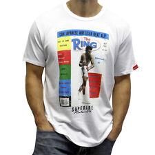 Superare Ali x The Ring 1976 T-Shirt - White