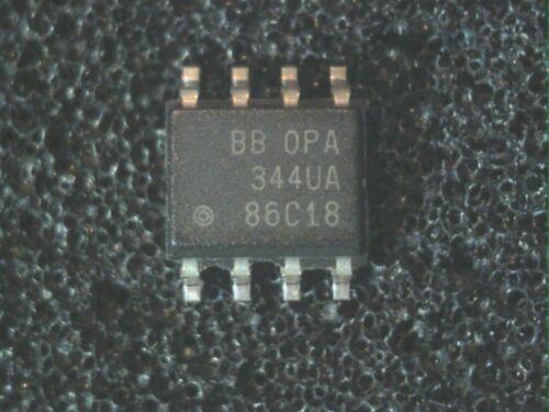 OPA344UA  Operational Amplifiers