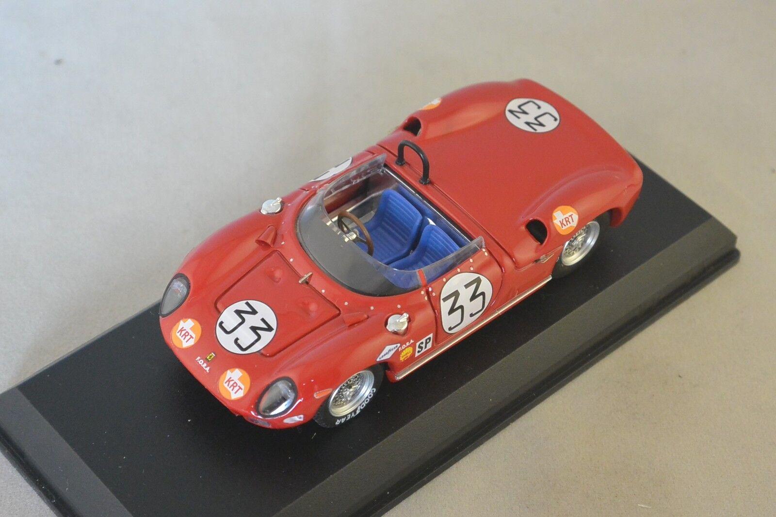 Model Art ART301 - Ferrari 275 Sebring 1965 N°33 Baghetti  1 43