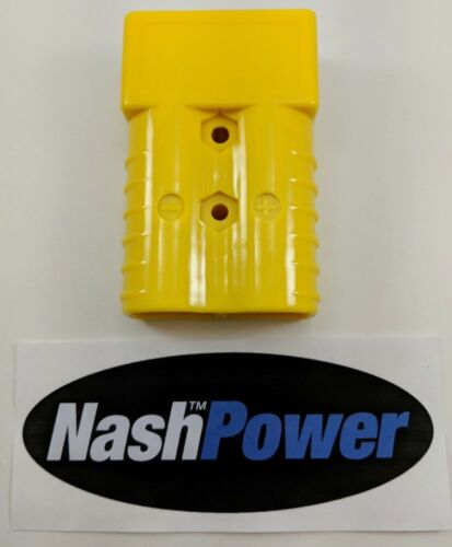 350 Amp Yellow Battery Connector Housing Replaces Anderson 350 Amp