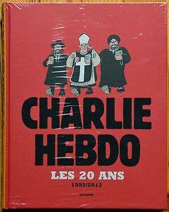 Livre-Charlie-Hebdo-Les-20-Ans-1992-2012-Neuf