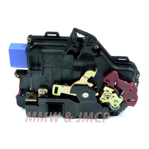 FRONT RIGHT Door Lock Mechanism SKODA OCTAVIA 2 MK2 2004-2014 Brand New !!!