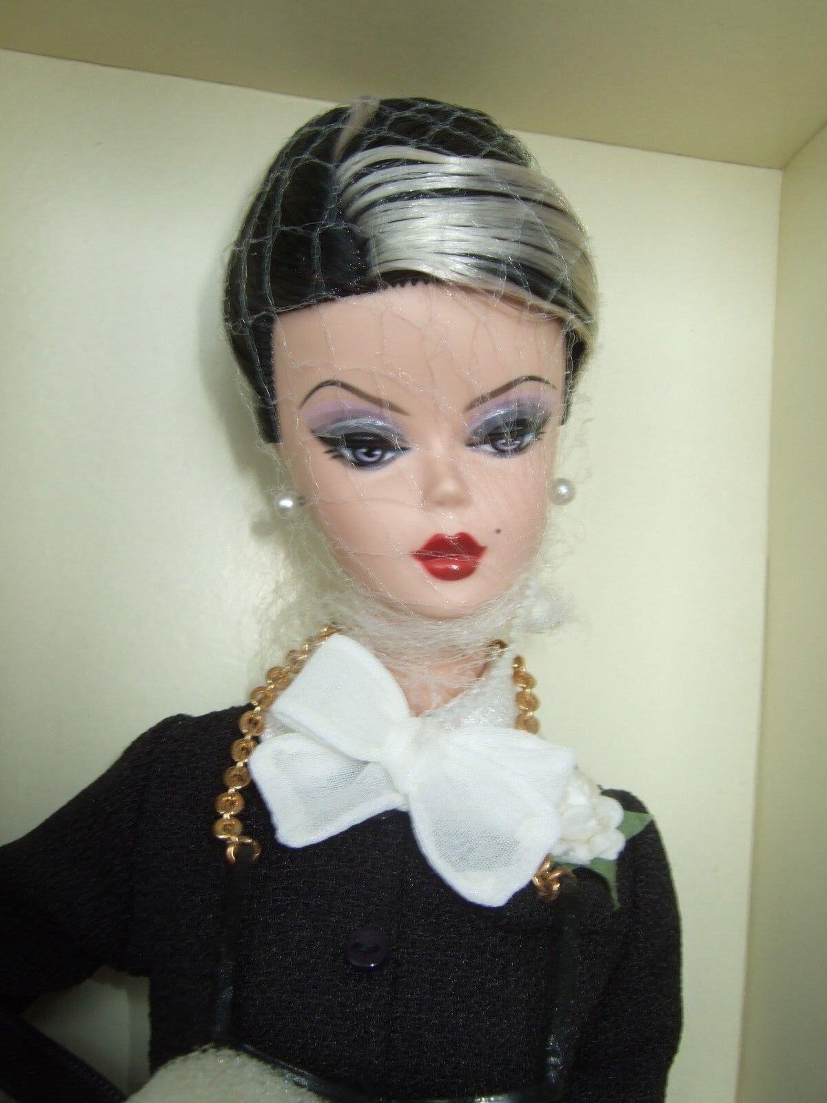 Difficile da trovare MATTEL  SILKSTONE Barbie nuovo con scatola Nuovo di zecca con scatola 2008  design semplice e generoso