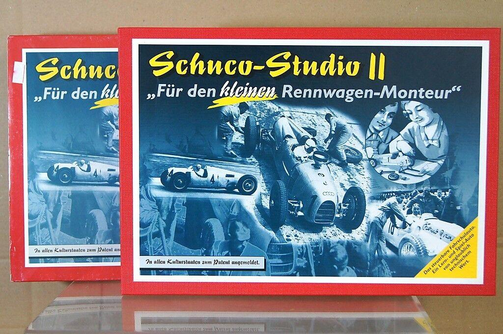 Schuco 01222 auto unioni 1936 grand prix type c racing car mint boxed na