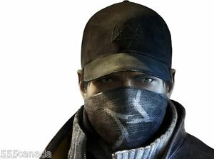 Image is loading Watch-Dogs-Limited-Aiden-Pearce-Mask-Video-Game-