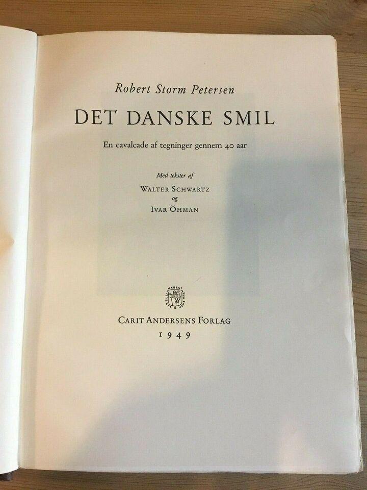 Bøger og blade, Robert Storm Petersen, Det danske Smil