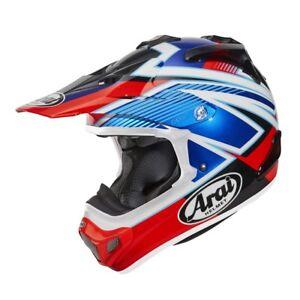 2018 Arai MX-V Motocross Helmet MXV DAY Red Adult Small 55-56cm  f4126eab05a18