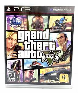 Grand-Theft-Auto-V-Sony-PlayStation-3-2013-PS3-GTA-5-Game-W-Map-Ships-Fast
