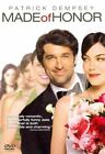 Made of Honor 0043396243644 With Patrick Dempsey DVD Region 1