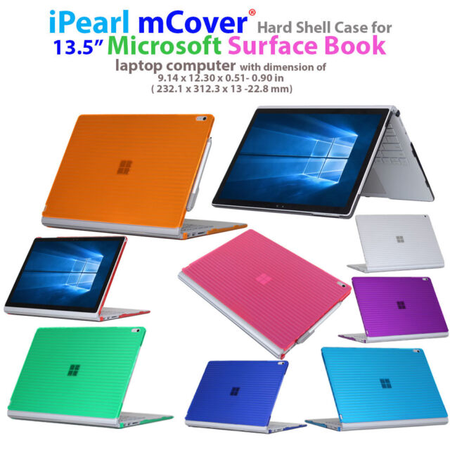 microsoft surface book case ebay