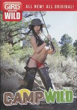 GIRLS GONE WILD-CAMP WILD (DVD, 2017)