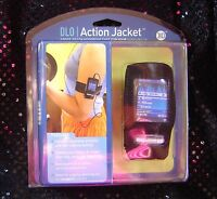 Dlo Action Jacket Sport-ready Neoprene Case With Armband For Samsung T8 Black