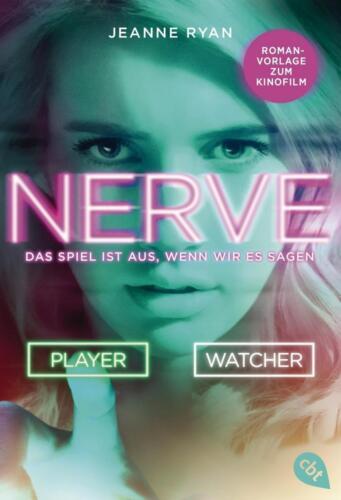 1 von 1 - NERVE - Das Spiel ist aus, wenn wir es sagen von Jeanne Ryan  UNGELESEN