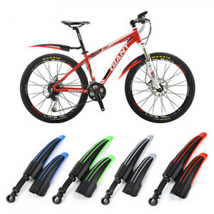 Front//Rear  Bicycle Mudguard  Wings Mountain Bike Fenders Parts Accessories