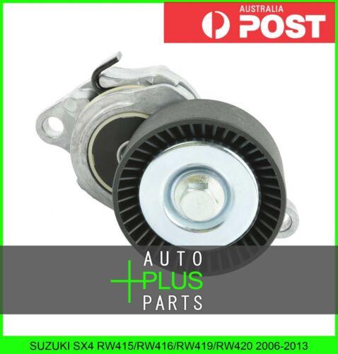 Belt Pulley Tensioner Bearing Assembly Fits SUZUKI SX4 RW415//RW416//RW419//RW420