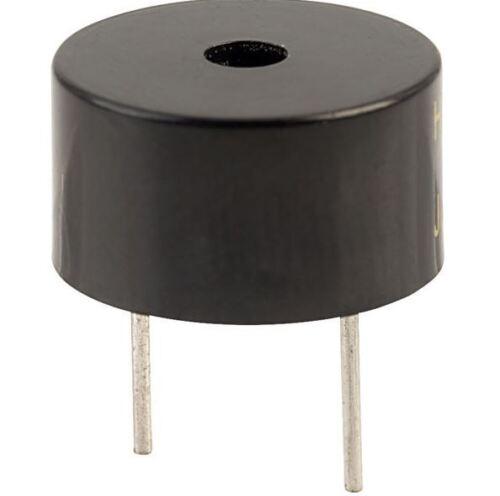 2 x RVFM HCM1205F Miniatur Summer 5V Strom:≤60mA Lautstärke≥85dB Frequenz:2400Hz