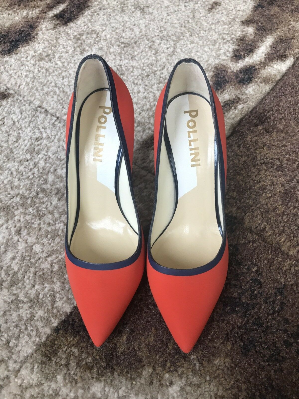 Pollini Pumps - Sz 36 - Worn Once