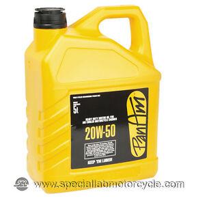 5-Litros-Aceite-PAN-AM-20W50-Mineral-Para-Harley-Davidson