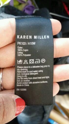 taglia Pantaloni Millen Pantaloni Karen Karen Millen 10 BHXwZZ
