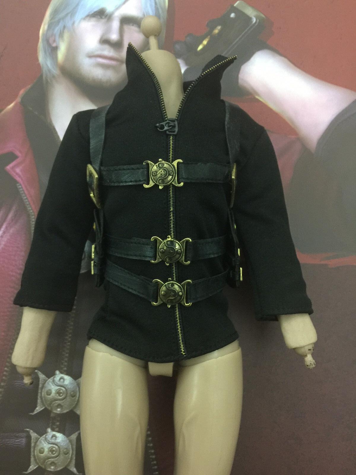 Asmus Toys Devil May Cry 4 DMC001 Dante - 1 6th Scale Nude Body & Chemise & étui