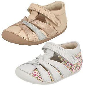 Clarks Girls Pre-Walker Sandals - Little Mae
