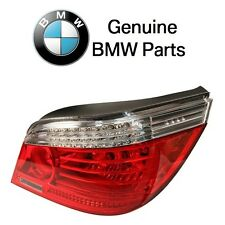 BMW E60 M5 Passenger Right Taillight Assy with White Clear Turn Signal Indicator