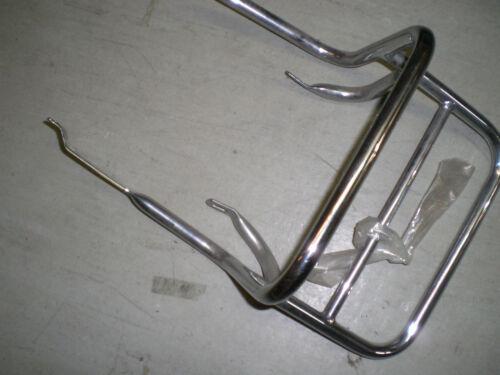 Honda MT 50 80  Gepäckträger Fehling Chrom neu