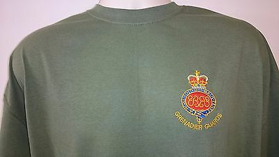 BRITISH ARMY GRENADIER GUARDS SWEATSHIRT
