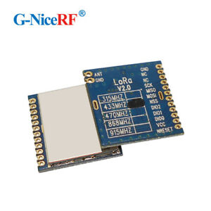 Details about Lora1278 470MHz 100mW SPI SX1278 LoRa Transmitter And  Receiver Module