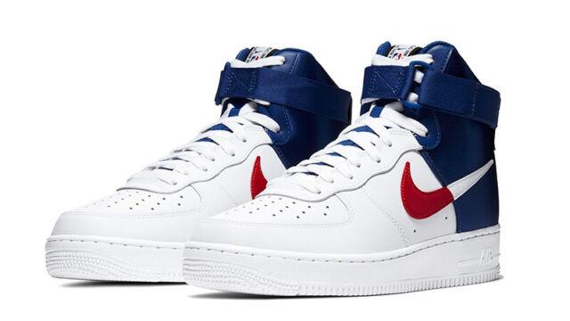 Nike Men's Air Force 1 Mid '07 White Sneaker