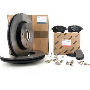 ORIGINAL-Ford-Bremsen-Kit-Bremsscheiben-Bremsbelaege-Set-FIESTA-VI-MK6-vorne