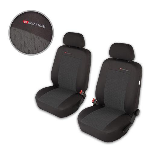Sitzbezüge Sitzbezug Schonbezüge für Audi A6 Vordersitze Elegance P1