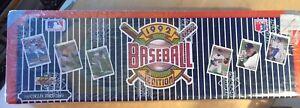 1992-Upper-Deck-Baseball-Official-Complete-Set-800-Cards-Factory-Sealed-1992