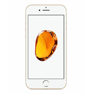 Apple iPhone 7 (aktuellstes Modell) - 32GB - Gold (Ohne Simlock) Smartphone