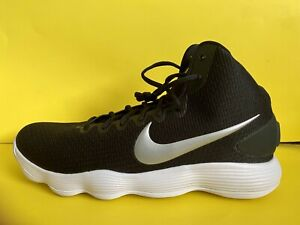 Nike-Hyperdunk-TB-2017-Basketball-Shoe-Black-silver-942571-002-Men-s-Size-17-5