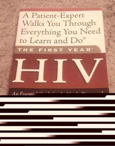 1 of 1 - BRETT GRODECK, HIV, THE FIRST YEAR