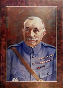(armistice 11 Novembre) MÉmorial Guerre 14/18 : GÉnÉral Nivelle (verdun) AgréAble En ArrièRe-GoûT