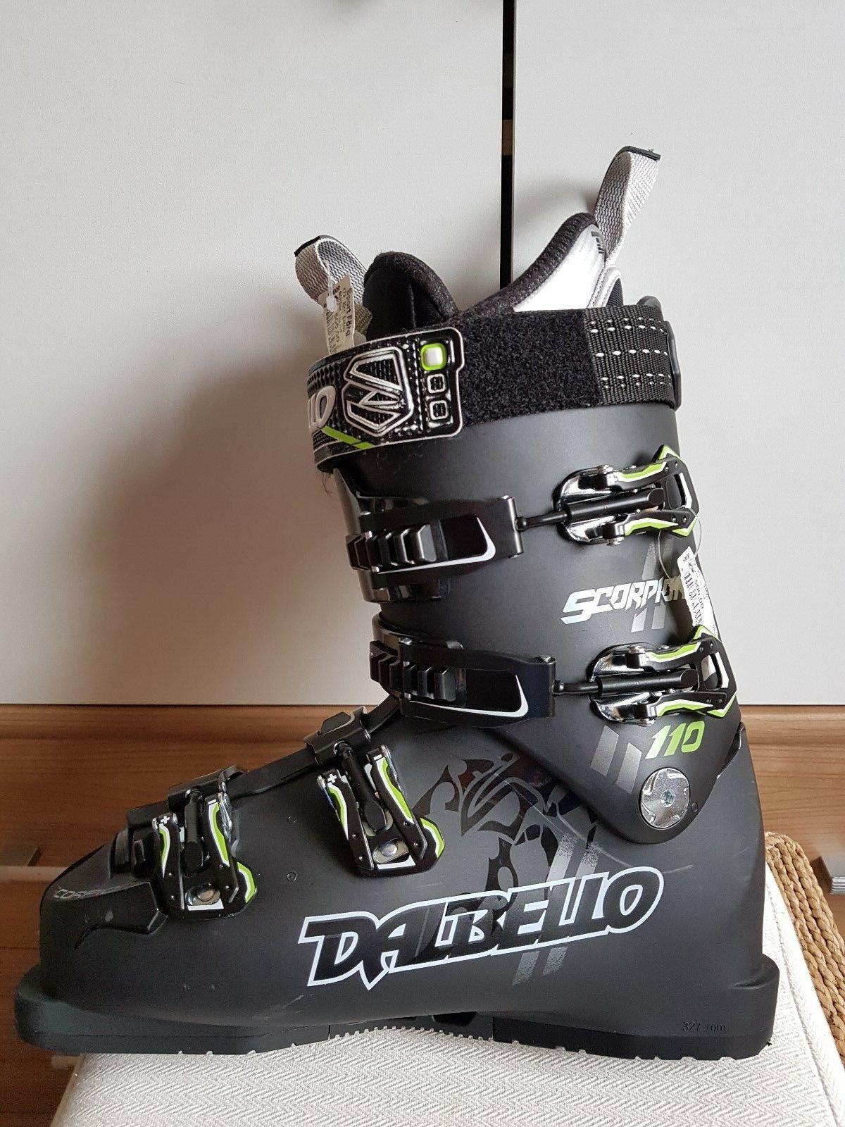 Dalbello Scorpion 110 SkiStiefel Neu, Gr.36,5, Skischuhe, 282 282 282 mm, UK 4,5 89f587