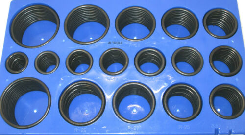 419pc Rubber  O Ring Set Plumbing New  Tz  HW131 Kit Metric Sizes Garages