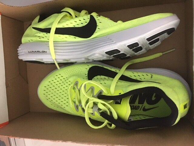 Donna Nike Lunar NUOVO ACER 4 NUOVO Lunar Maratona Corsa Jogging Running gr:36, 5 Lunarlon 64b100
