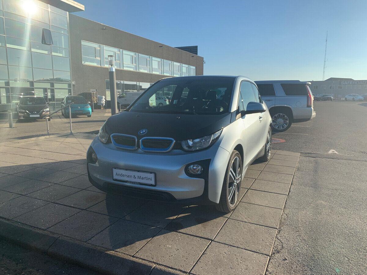 BMW i3  REX aut. 5d