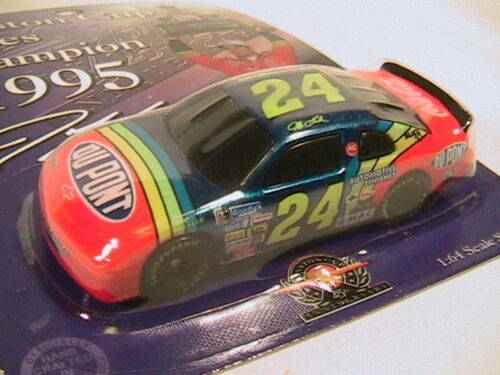 NASCAR 1:64 Scale #24 JEFF GORDON Winston Cup Series Champion 1995 N18
