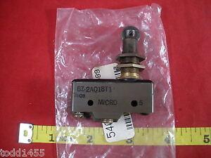 Honeywell-Micro-Switch-BZ-2AQ18T1-Limit-Plunger-Arm-L73-15a-125-250-Vac-1-4Hp