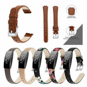 Replacement-Leather-Wristband-Strap-for-Fitbit-Inspire-Inspire-HR-Bracelet-Band