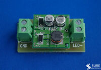 Fcb 1w Led Driver For Luxeon White Green Blue Usa Fcbusa Sure Electronics