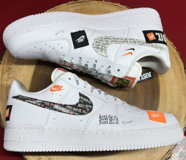 Size 12 - Nike Air Force 1 Low '07 Premium Just Do It 2018 for ...